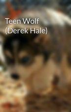 Teen Wolf (Derek Hale) by DjVala