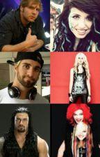 WWE Rockstars Daughters by applecarmen
