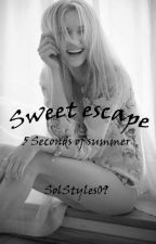Sweet Escape - Ashton Irwin, Michael Clifford, Luke Hemmings by SolStyles09