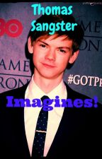 Thomas Sangster Imagines! by EllaMacCormack