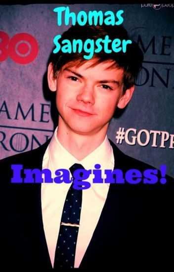 Thomas Sangster Imagines!
