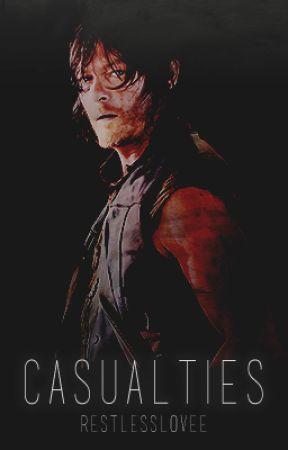Casualties ➝ Daryl Dixon (Firecracker sequel) by restlesslovee