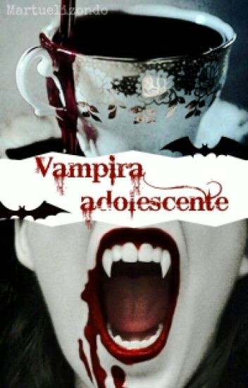 Vampira adolescente (terminada)
