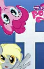 mlp Facebook chats by NerdDerp