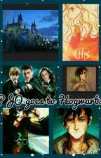 PJO goes to Hogwarts (a pjo and hp crossover) by poseidon127