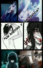 """un asesino y una policia"" (jeff the killer y tu) by xXflou-chanXx"