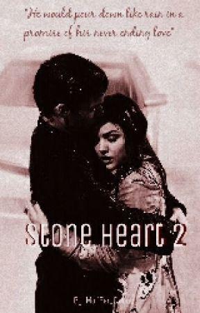 Stone Heart 2 by MariFer_Ochoa