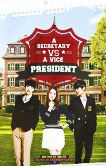 A Secretary VS A Vice President