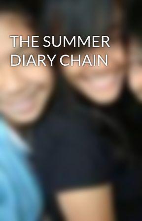THE SUMMER DIARY CHAIN by diauntea