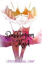 Bubblegum Maid (SasuSaku) by Unicorns_say_rawr