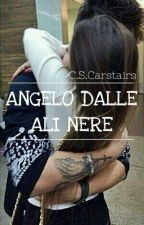 Angelo dalle ali nere by _blackholeinmyheart_