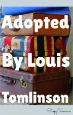 Adopted by Louis Tomlinson. Dutch fanfic. {Complete} by SleepyTommo