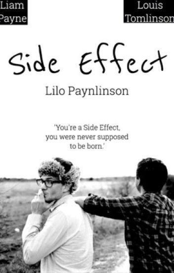 Side effect⚣Lilo MPreg✔️