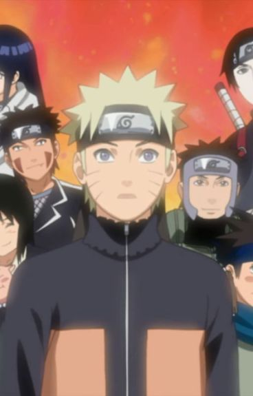 Naruto One Shots