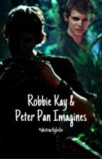 Robbie Kay/Peter Pan Imagines by leslie_tibbs