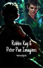 Robbie Kay/Peter Pan Imagines by leslie_tibbs