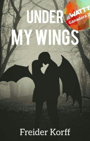 Under my Wings | Wattys 2015