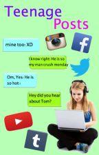 Teenage Posts by Zombii_gal