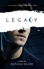 Legacy (Lycan Series: #4) by SilverStream22
