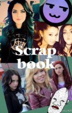 Scrapbook by DarkSparkleX