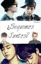 ¿Seguimos Juntos?  ∆||Chenmin•Xiuchen ||∆ by junko-0