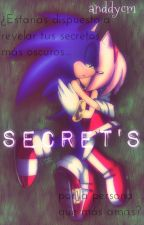 SECRET'S (SonAmy history) by anddycm