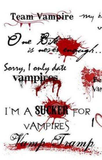 The Vampires girlfriend