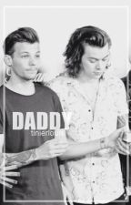 Daddy |Larry Stylinson| OS by tinierlouis