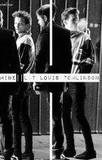 MINE  L.T LOUIS TOMLINSON by Damnblueeyesx