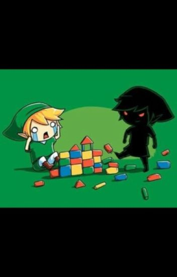 Ben Drowned x Link x Dark Link (BoyxBoy)