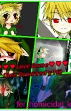 ♥♥♥ Love Game ♥♥♥(Ben Drowned y tu) by FernyFlorez