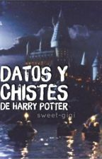 Datos y chistes de Harry Potter by xStylinsonGxrl