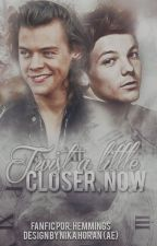 Twist a little closer, now (larry stylinson) by fakedoluke