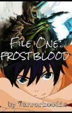 Frost Blood by terrorhoodie