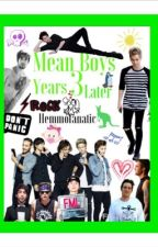 Mean Boys 3 Years Later by hemmofanatic
