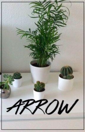 arrow /poetry/ by teapotluke