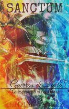 SANCTUM: Guerras De Lycia by DarkFlameMaster23
