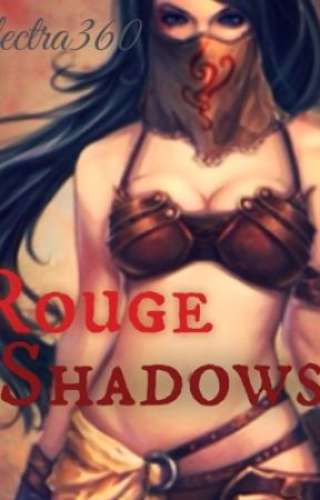 Rouge Shadows by CherDMei