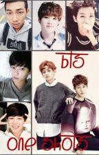 BTS One Shots by aubrey7611