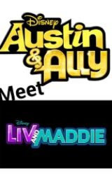 Liv&Maddie meet Austin&Ally by Austin_Moon