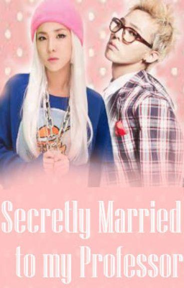 Secretly Married to my Professor