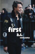 first » a.i. by emilyjaykay