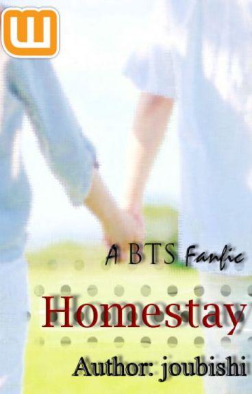 Homestay... [BTS Fanfic]