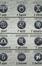 Zodiac Signs by 5sosnaughtykitten