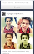 Austin Mahone Imagines by Calumsdaughter14
