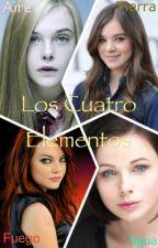 Los Cuatro Elementos by AbigailFrias