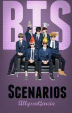 BTS Scenarios by Unniecornn