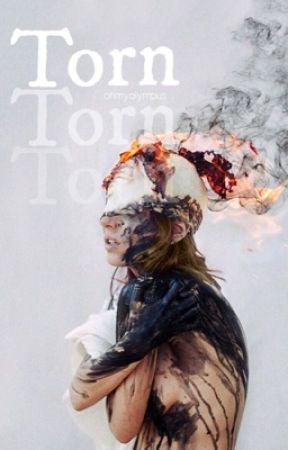 torn ☤ apollo by ohmyolympus