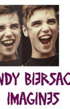 Andy Biersack Imagines [requests open] by CalumsLemonade