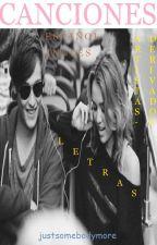 ♪ Canciones. ʚïɞ [CERRADO] by justsomebodymore